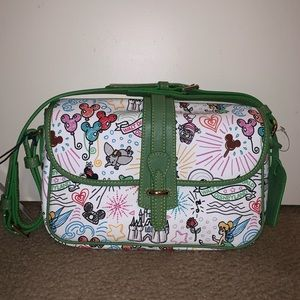 Disney Dooney & Bourke Sketch Bag